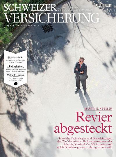 Schweizer Versicherung  Mai (2017)
