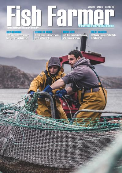 Fish Farmer Magazine  December (2017)