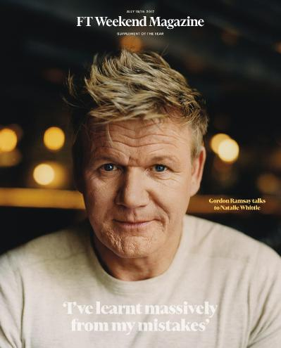 Financial Times Weekend Magazine  July 15 (2017)