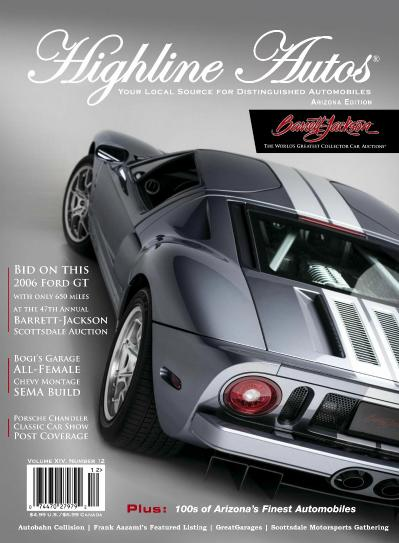 Highline Autos  December (2017)
