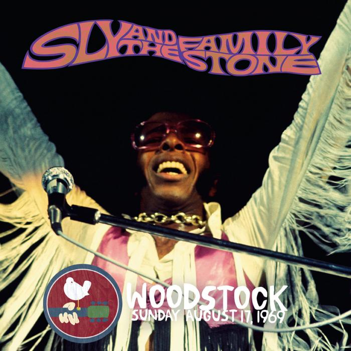 Sly & The Family Stone   Woodstock Sunday August 17, 1969 (Live) (2019)