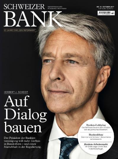 Schweizer Bank  Oktober (2017)