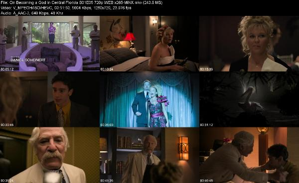 On Becoming a God in Central Florida S01E05 720p WEB x265-MiNX[TGx]