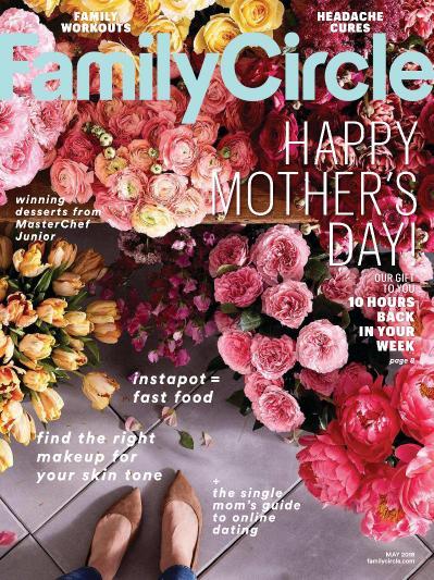 Family Circle - May (2018)
