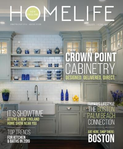 New England HomeLife - January-February (2019)