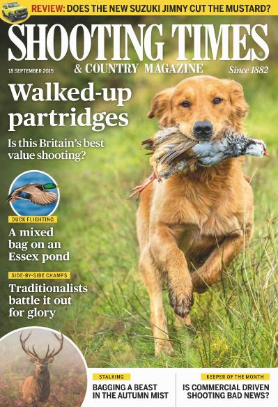 Shooting Times  Country - 18 September (2019)