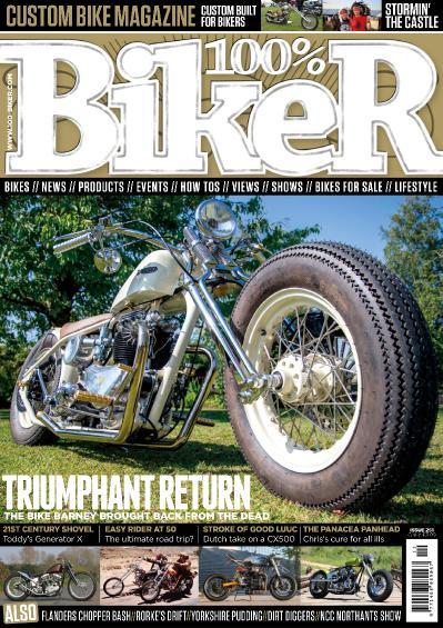 100  Biker - September (2019)