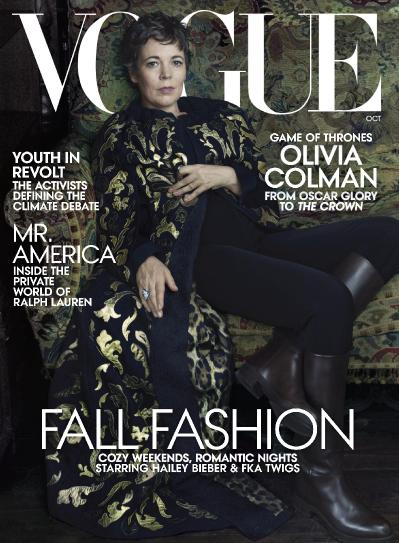 Vogue USA - October (2019)
