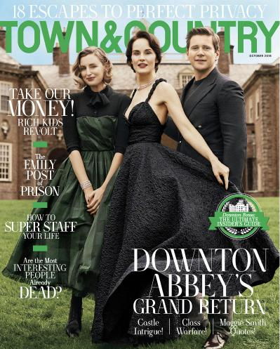 Town  Country USA - October (2019)
