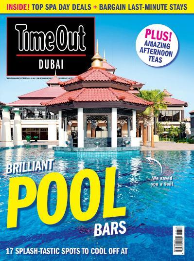 TimeOut Dubai   September 18 (2019)