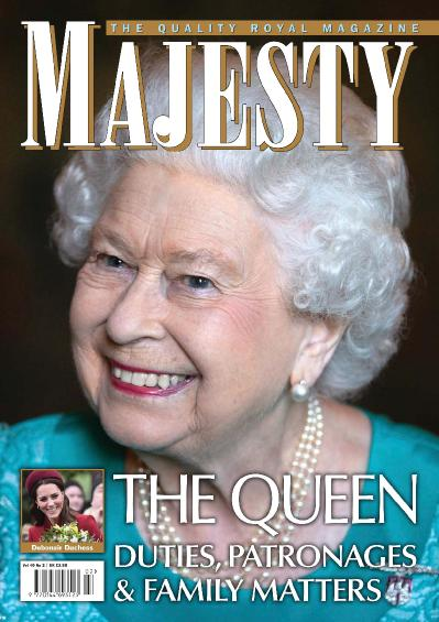 Majesty Magazine - February (2019)