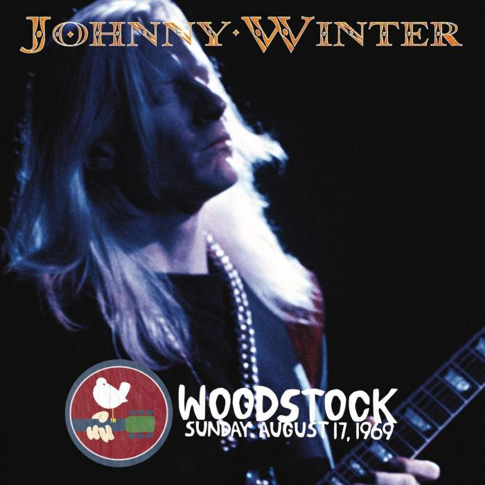 Johnny Winter   Woodstock Sunday August 17, 1969 (Live) (2019)