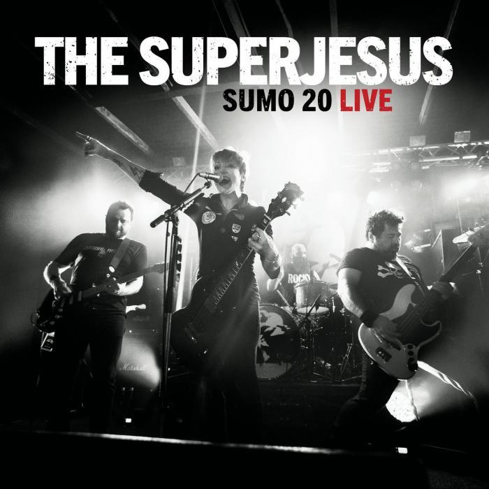 The Superjesus   SUMO 20 (LIVE) (2019)
