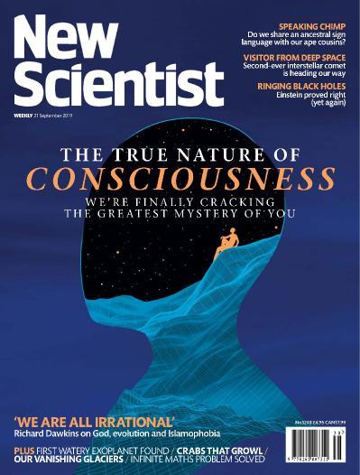 New Scientist International Edition - September 21 (2019)