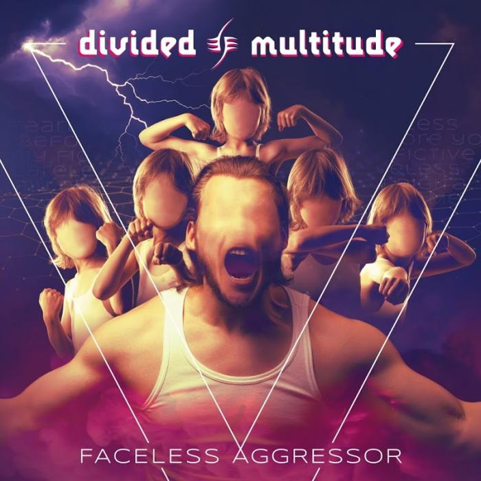 Divided Multitude Faceless Aggressor  (2019)