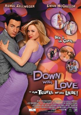К чёрту любовь! / Down with Love (2003) BDRip 1080p