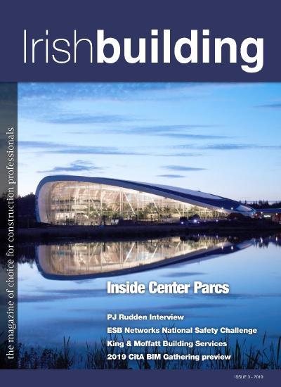 Irish Building - September (2019)