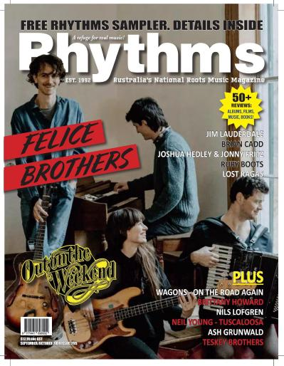 Rhythms Magazine - September-October (2019)