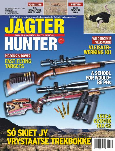 SA Hunter Jagter - October (2019)