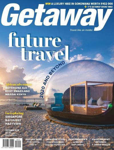Getaway - October (2019)