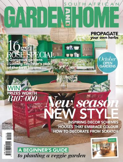 South African Garden and Home - October (2019)