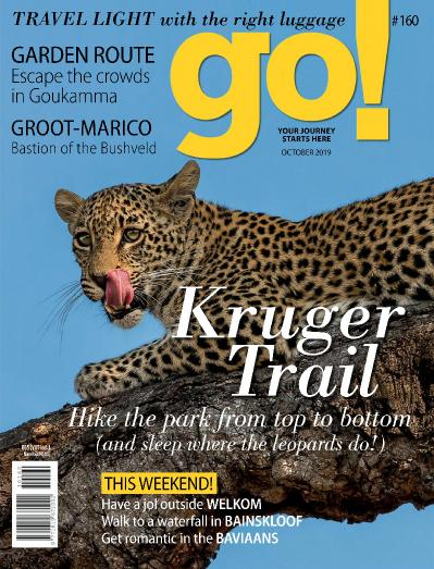 go! South Africa - October (2019)