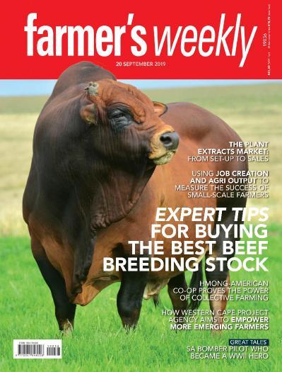 Farmer's Weekly - 20 September (2019)