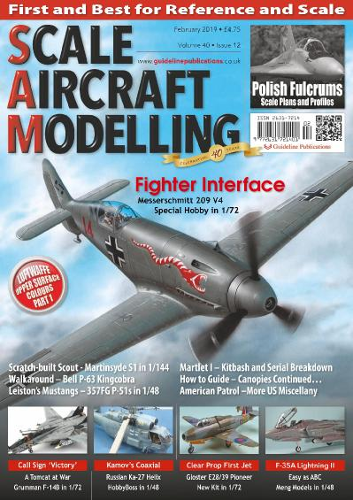 Scale Aircraft Modelling International - February (2019)