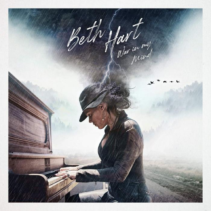 Beth Hart   War In My Mind (Deluxe Edition) (2019)