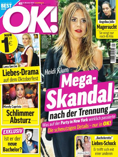 OK ! Germany No 41  04 Oktober (2017)