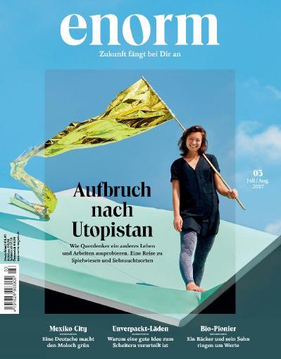 Enorm Magazin  Juli-August (2017)