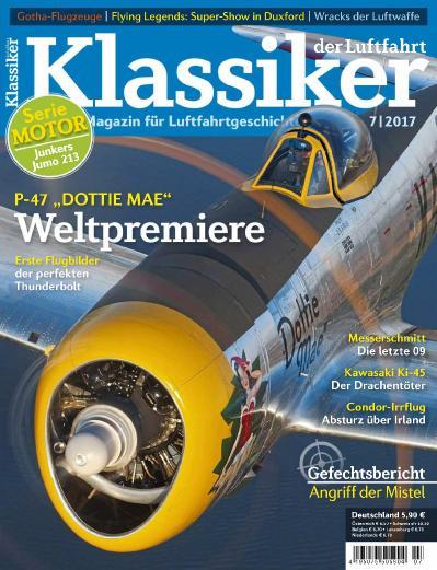 Klassiker der Luftfahrt  Nr 7 (2017)
