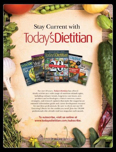 Todays Dietitian - September (2019)
