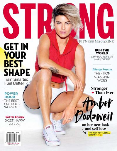 Strong Fitness - March-April (2019)