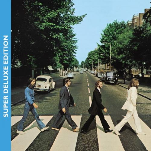 The Beatles   Abbey Road (50th Anniversary) Super Deluxe Edition (2019)