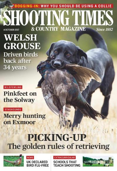Shooting Times & & Country  04 October (2017)
