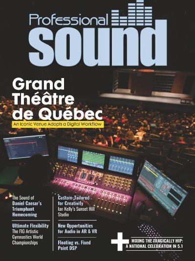 Professional Sound  February (2018)