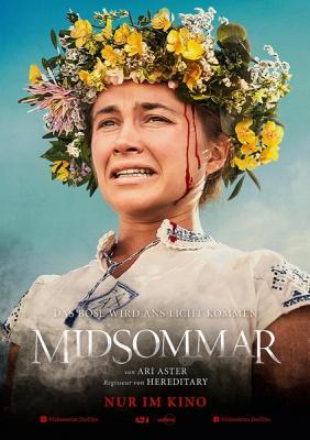 Солнцестояние / Midsommar (2019) BDRip 720p | iTunes