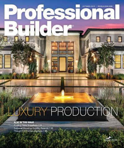 Professional Builder - October (2019)