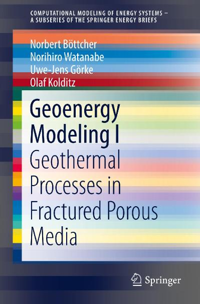 Geoenergy Modeling I Geothermal Processes in Fractured Porous Media