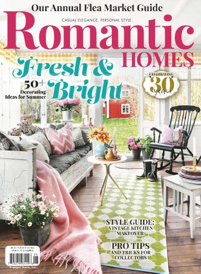 Romantic Homes  June (2017)