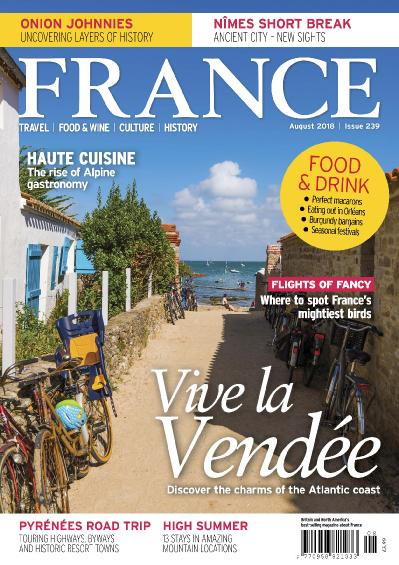 France  August (2018)