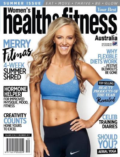Women s Health & & Fitness Australia  December (2017)