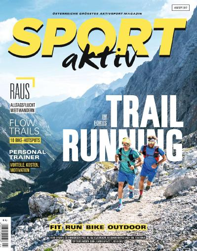 Sport Aktiv  August-September (2017)