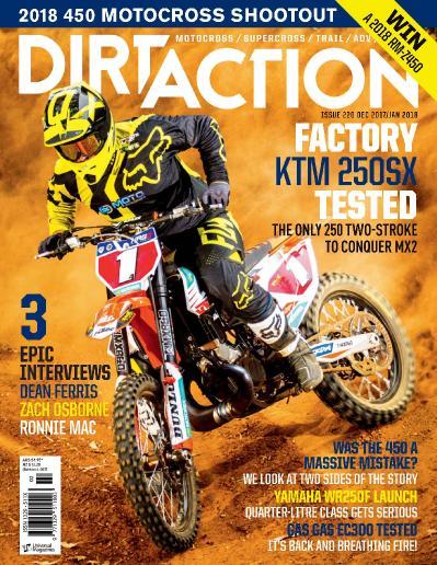 Dirt Action  December 01 (2017)