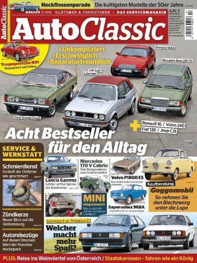 Auto Classic - Februar-Marz (2018)