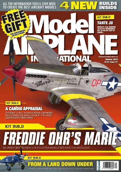 Model Airplane International - Octobre (2019)