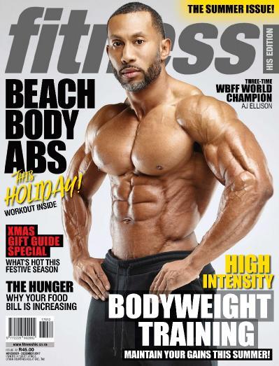 Fitness His Edition  November 01 (2017)