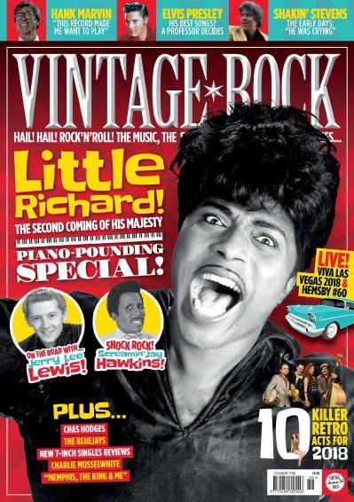 Vintage Rock - July-August (2018)