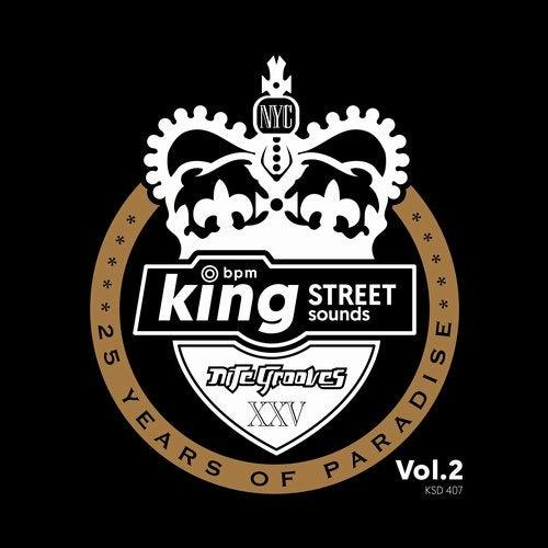 King Street Sounds   25 Years Of Paradise Vol  2 (2019)